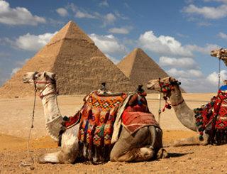 Zonvakantie Egypte